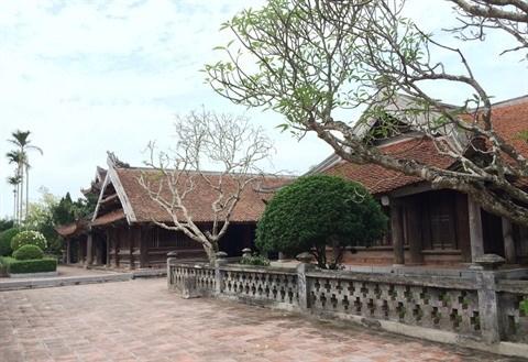 Préservation et restauration de la pagode Keo