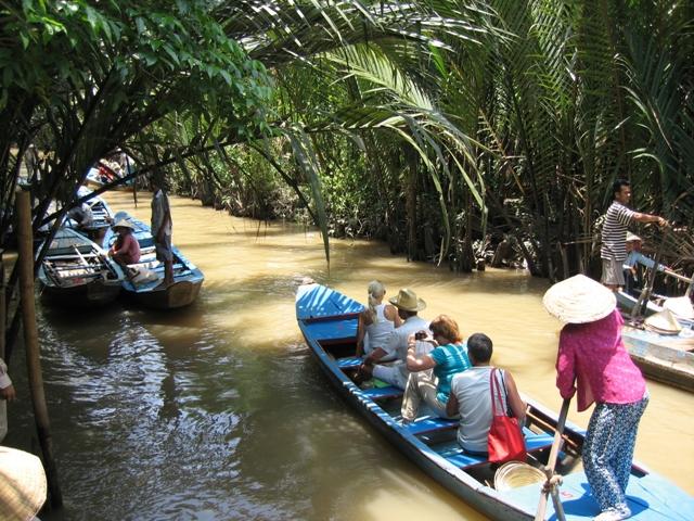 Le delta du Mékong vise 52 millions de touristes en 2030
