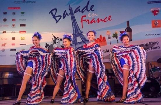 «Un Mois en France» au Vietnam offrira un programme de festivités au grand public