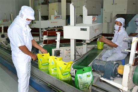 Promotion des exportations de riz de haute qualité vers des marchés exigeants