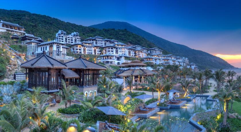 L'Inter Continental Danang Sun Peninsula Resort dans le Top 10 des meilleures villégiatures en Asie
