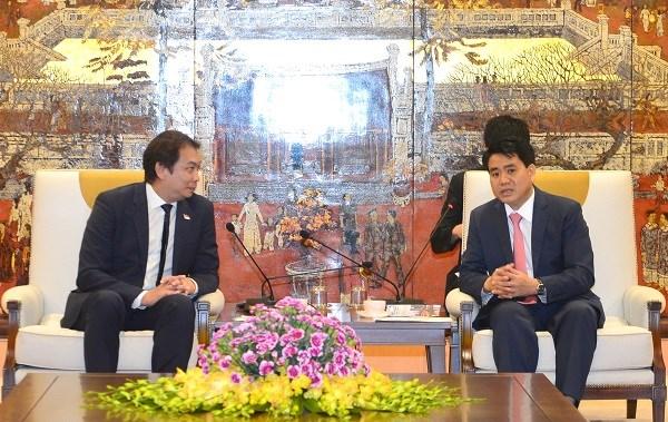 Singapour et Hanoi cherchent une coopération dans les technologies numériques