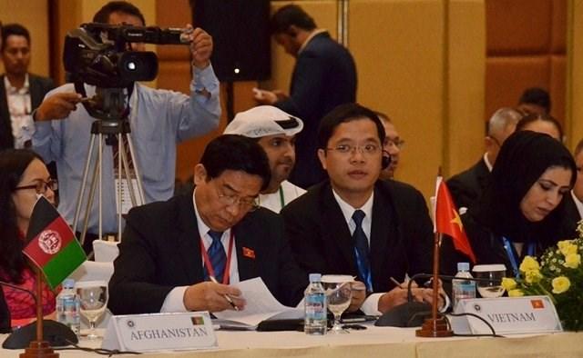 Le Vietnam à la première Conférence du Conseil exécutif de l'APA