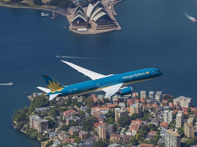 Vietnam Airlines étoffe son offre de vols vers Sydney