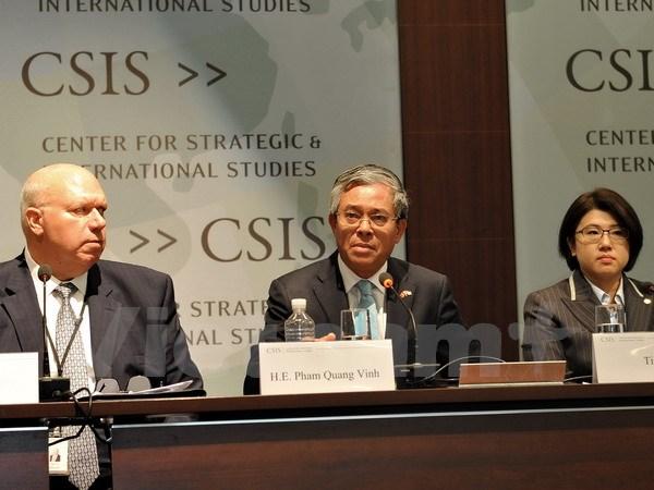 L'APEC Vietnam 2017 présenté lors d'un débat aux Etats-Unis