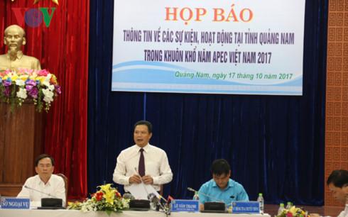 500 délégués attendus à la conférence ministérielle des Finances 2017 à Hoi An
