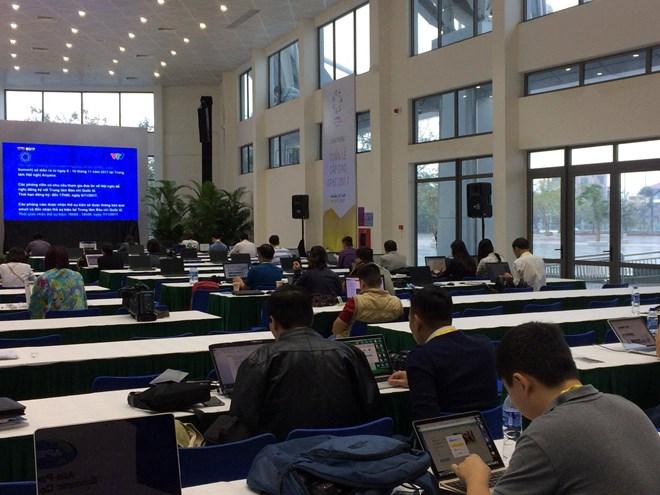 APEC 2017: des journalistes étrangers apprécient le Centre international de presse