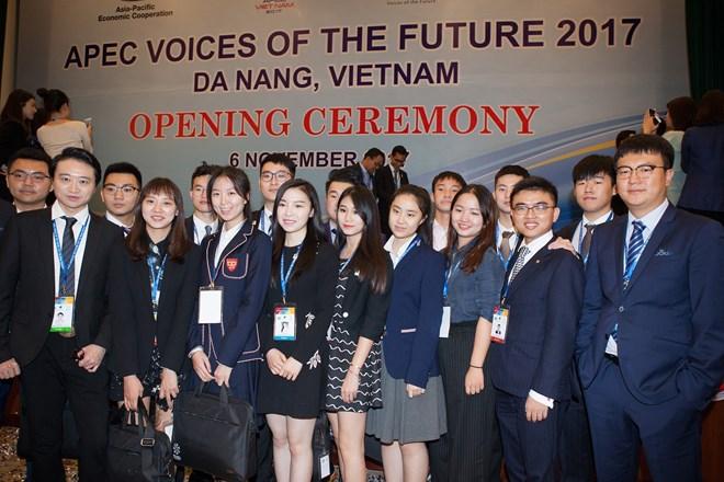 Ouverture du forum Voix du Futur de l