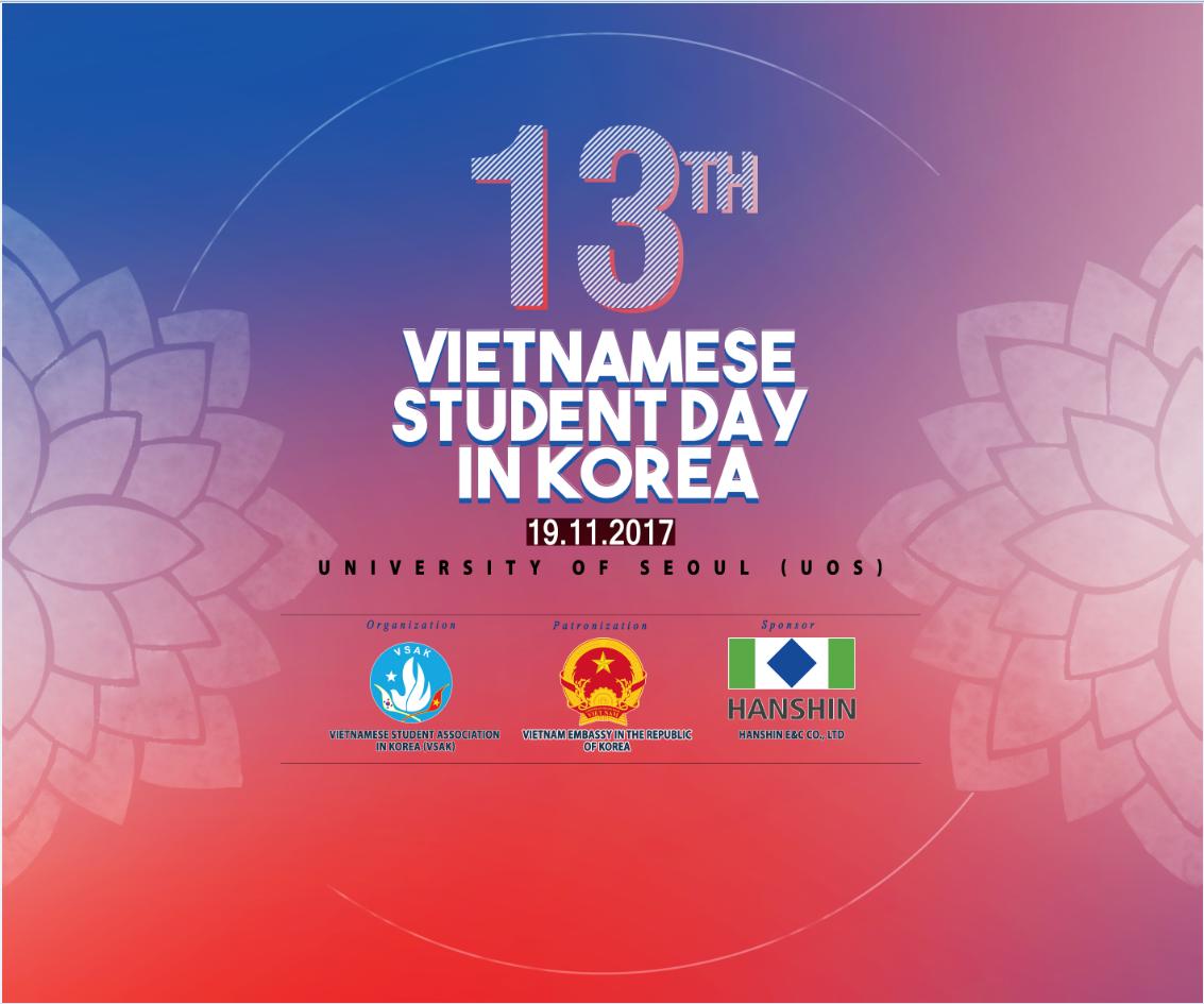 Les étudiants vietnamiens en Corée du Sud fêteront leur 13e journée