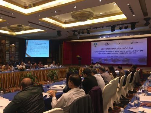 Atelier sur la cogestion de la protection des ressources aquatiques