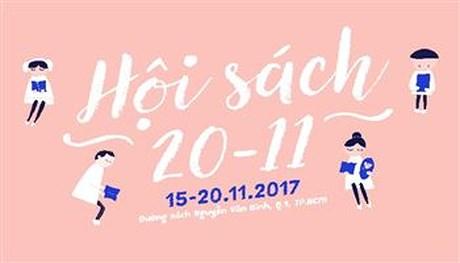 Hô Chi Minh-Ville : Journée du livre en l'honneur de la Journée des enseignants du Vietnam 20/11