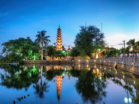 Hanoï au 3e rang parmi les destinations qui font le plus rêver