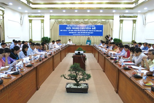 Faire de Hô Chi Minh-Ville une ville intelligente