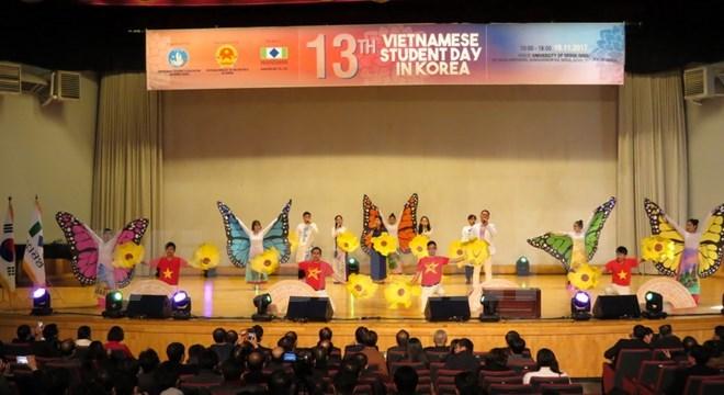 Fête des étudiants vietnamiens en République de Corée