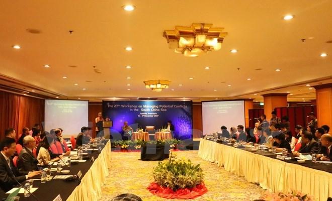 Nécessité de coopérer dans la gestion des conflits en Mer Orientale