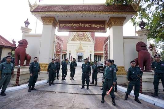 Cambodge: le CNE redistribuera les sièges du CNRP