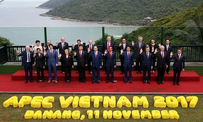 APEC 2017: les médias étrangers louent le succès diplomatique du Vietnam