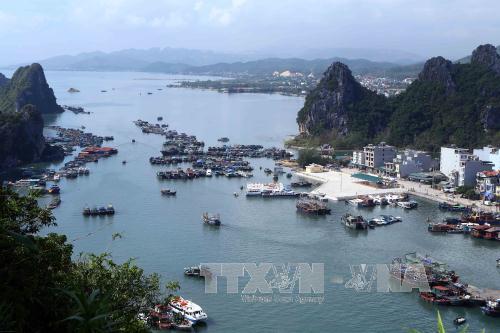Une chaîne de complexes de services et de tourisme sera mise en chantier à Vân Dôn
