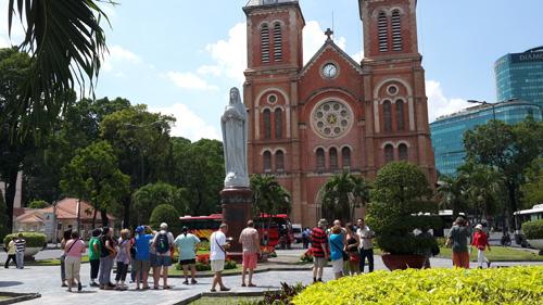 HCM-Ville parmi les villes accueillant le plus de touristes étrangers dans le monde