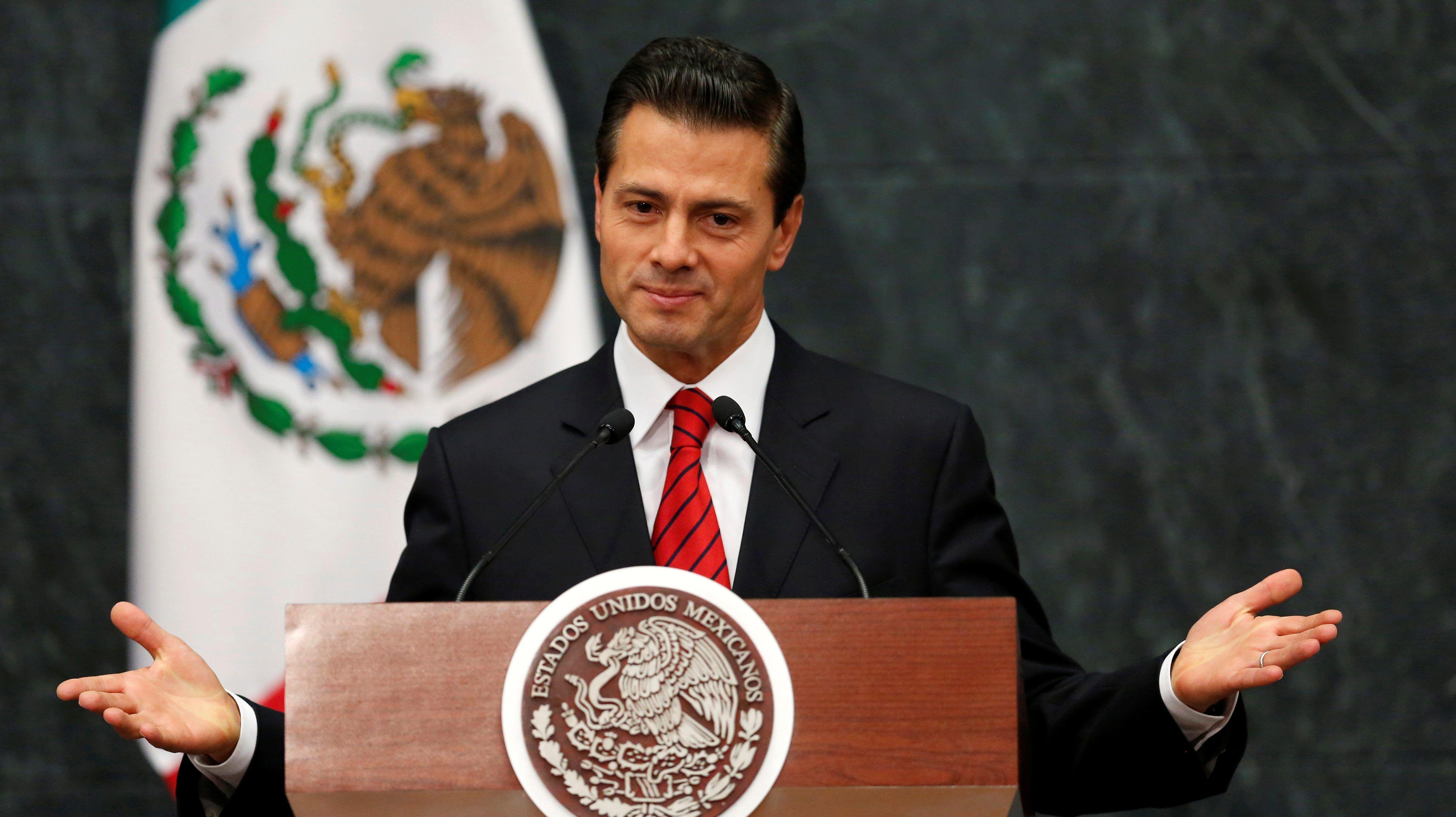 Enrique Pena Nieto: l