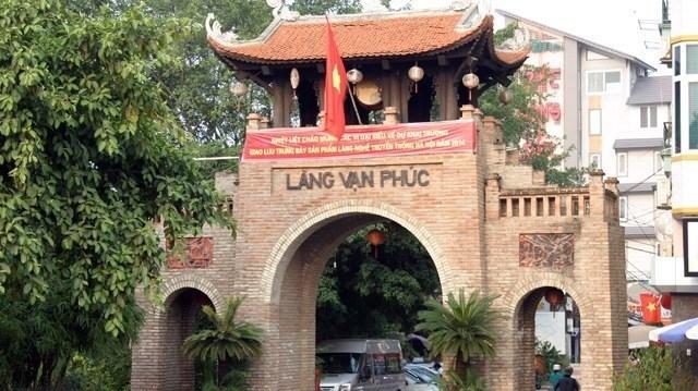 Bientôt la foire des villages de métiers du Vietnam 2017
