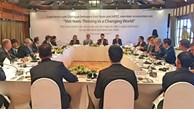 APEC 2017 : Rencontre avec les délégations de groupes internationaux
