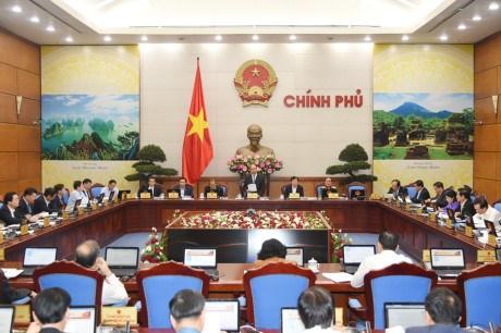 Réunion du gouvernement: le PM souligne quatre missions importantes