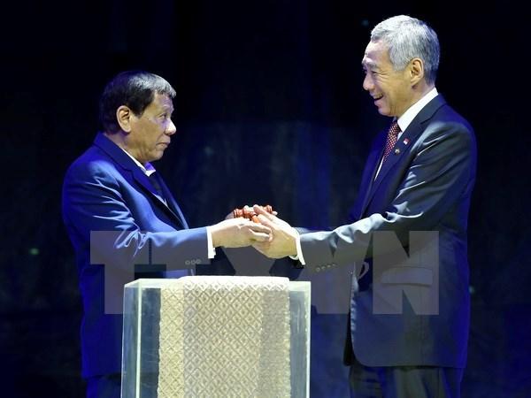 Singapour propose le thème de l'ASEAN 2018