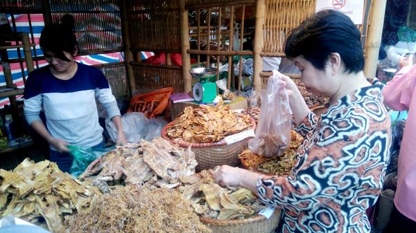 Hanoi : Foire des spécialités régionales du Vietnam 2017