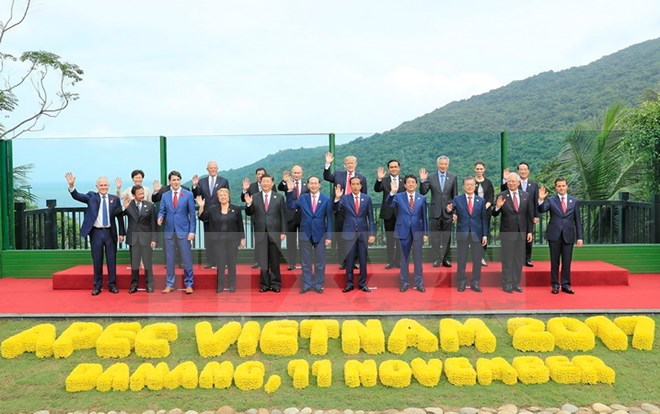 Site web anglais: APEC 2107 est une opportunité pour le Vietnam de consolider sa position