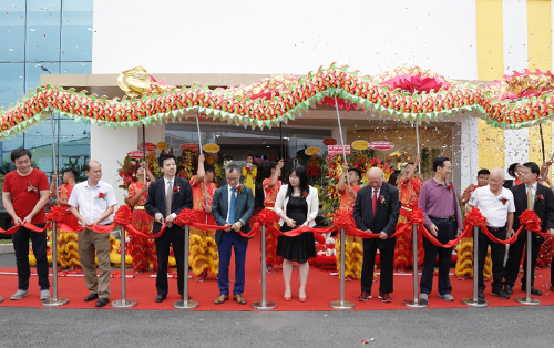 Inauguration d'un projet hongkongais de 5 millions de dollars à Long An