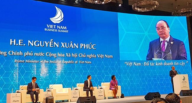 APEC 2017: le VBS met en lumière les performances du Vietnam