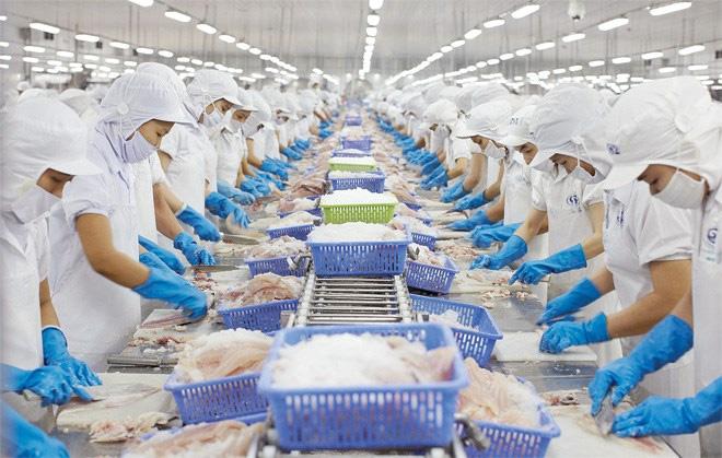 Près de 6,84 milliards d'exportation de produits aquatiques en 10 mois
