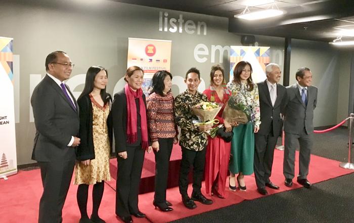 Le Vietnam participe au Festival du film de l'ASEAN à Utrecht aux Pays-Bas