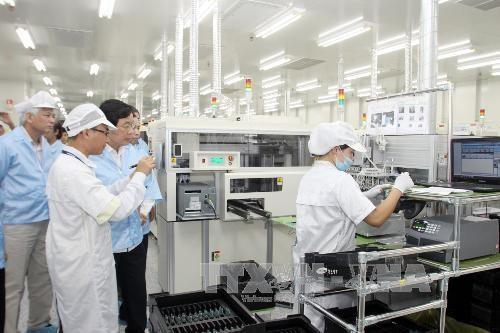 Bloomberg estime positive l'économie vietnamienne