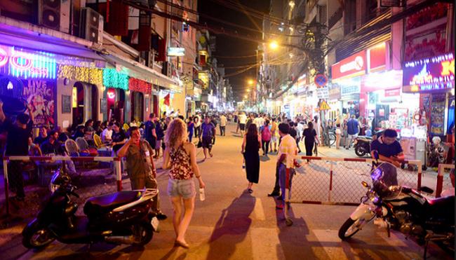 Ho Chi Minh-Ville: deux nouvelles rues piétonnes inaugurées avant le Têt