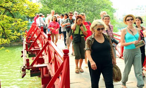 Le Vietnam devrait accueillir 13 millions de visiteurs étrangers en 2017