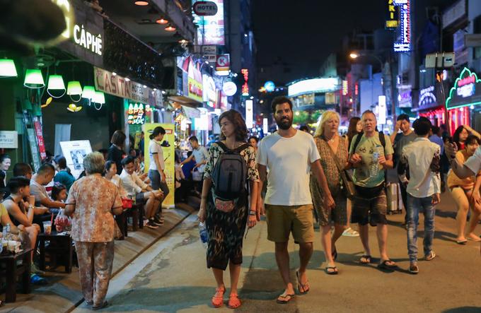 Le secteur touristique rapporte 116 milliards de dongs à HCM-V