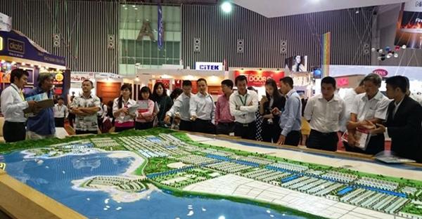 Bientôt Vietbuild home 2017 à Hô Chi Minh-Ville