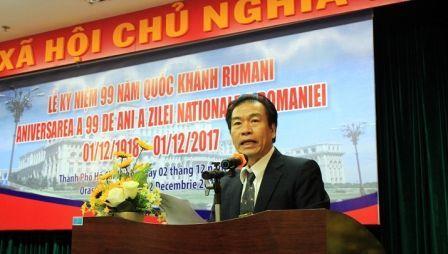 Renforcer l'amitié traditionnelle entre le Vietnam et la Roumanie