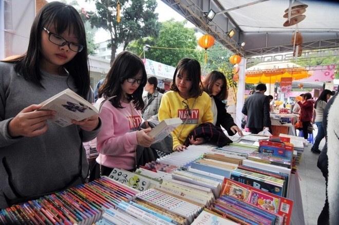 Le 10e festival du livre de Ho Chi Minh-Ville prévu en mars 2018