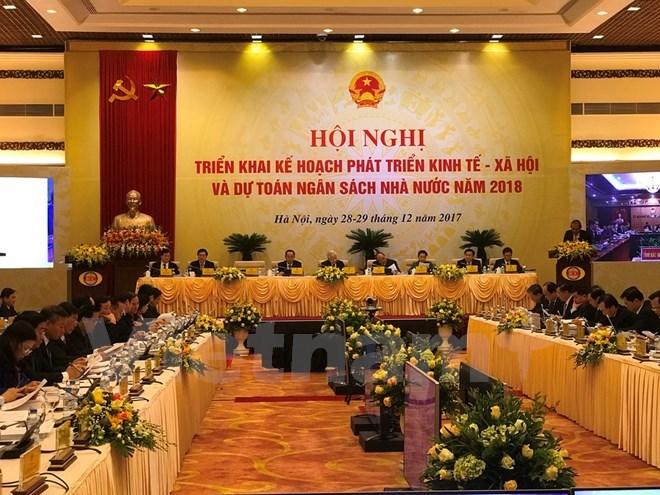 Le Premier ministre demande de déployer un plan global de développement socio-économique en 2018