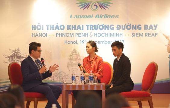 Ouverture de deux nouvelles lignes aériennes directes Phnom Penh-Hanoi et Siem Reap-Hô Chi Minh-Ville