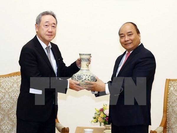 Le PM promet des conditions favorables pour les investisseurs sud-coréens