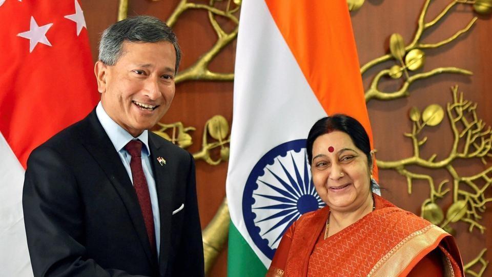 Inde et Singapour discutent de questions bilatérales