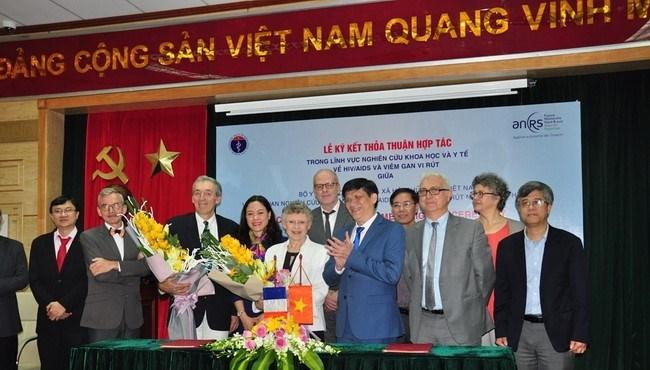 Vietnam – France : signature d'un protocole d