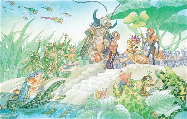 Exposition sur un célèbre livre pour enfants