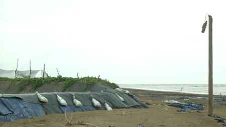Ben Tre fait face à une grave érosion côtière