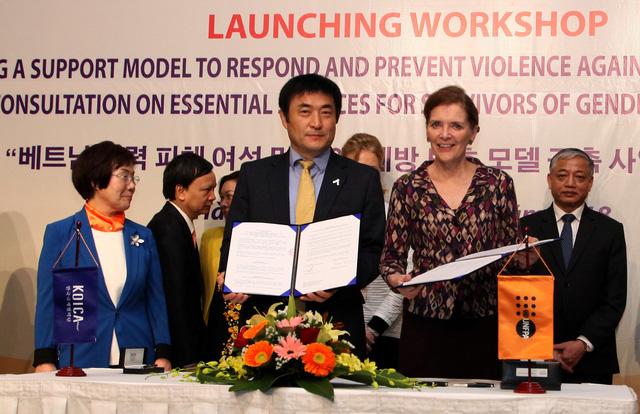 Plus de 2,5 millions de dollars pour lutter contre les violences sexistes