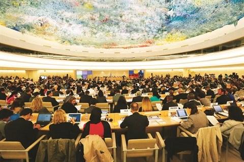 Droits de l'homme: les réalisations les plus marquantes de 2017